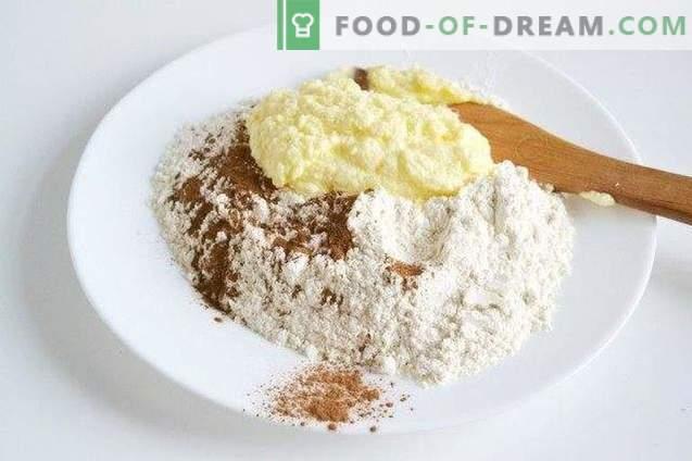 Shortcake con Canela Dulce
