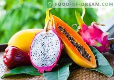 15 frutas tropicales que definitivamente debes probar