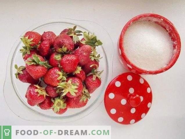 Compota de fresa