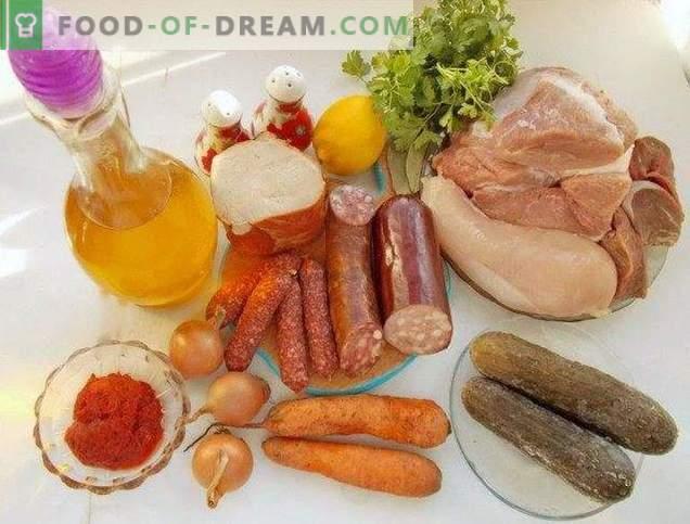 Hodgepodge de carne