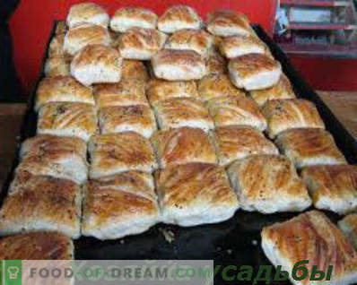 How to cook samsa in the oven quickly and tasty