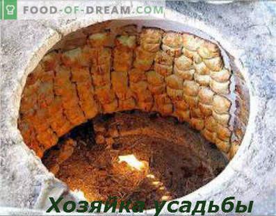 Cómo cocinar samsa en el horno rápidamente y sabroso