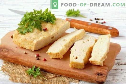 Soufflé - las mejores recetas. Cómo cocinar de forma adecuada y sabrosa carne, pollo, queso cottage, pescado y otros soufflés.