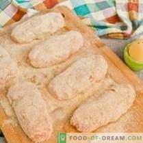 Empanadas jugosas en empanadas crujientes