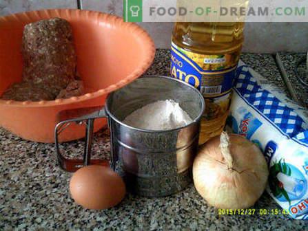 Cómo hacer que los pasteles en casa sean sabrosos y rápidos