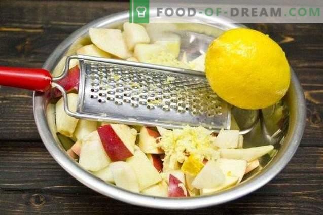 Mermelada de fruta contra resfriados con romero y jengibre