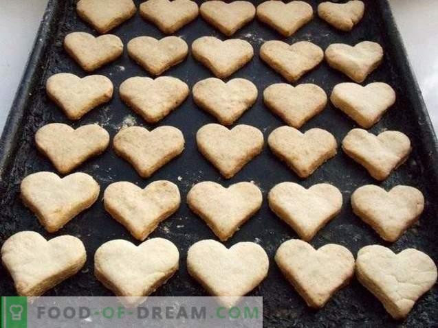 Galletas del Día de San Valentín para el Día de San Valentín