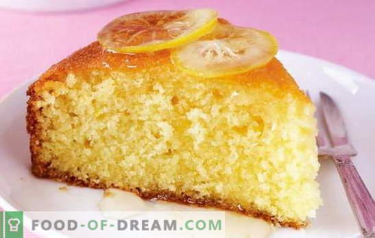 Pastel en kéfir a toda prisa - disponible! Las mejores recetas para tartas de kéfir a toda prisa: con mermelada, manzanas, pescado, etc.