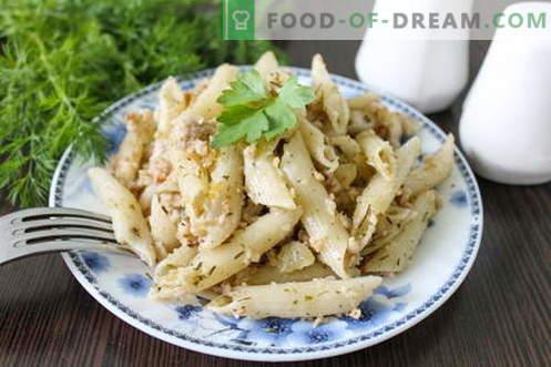 Pasta de pulgas: receta maestra