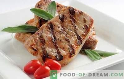 Cómo hacer chuletas de cerdo suaves: clásico y original. El secreto de las chuletas de cerdo en la sartén