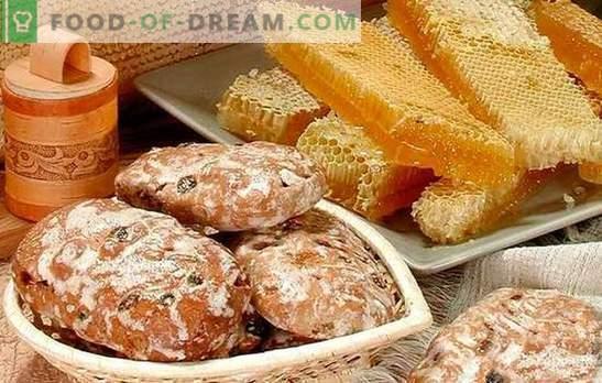 Pan de jengibre en casa - recetas. Galletas de jengibre en kéfir, miel de pan de jengibre: cómo hacer un delicioso pan de jengibre en casa