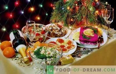 Што мора да биде на новогодишната маса: TOP-5 јадења