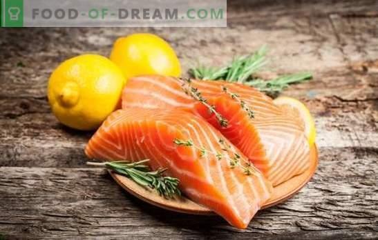 ¡El pescado con limón es un dúo armonioso! Recetas de diferentes pescados con limón en papel de aluminio, en una plancha y justo en el horno
