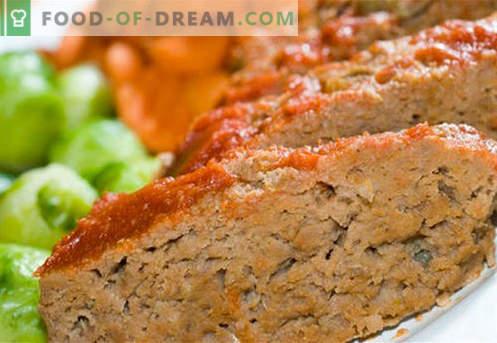 Soufflé de carne - las mejores recetas. Cómo cocinar rápida y sabrosa carne soufflé.