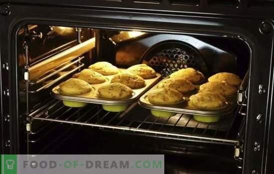 Galletas clásicas en el horno: solo recetas probadas. Bizcocho clásico esponjoso, exuberante y delicado en el horno: ¡aprenda!