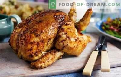 Fehler beim Garen von Hühnchen im Ofen: Warum ist es hart und geschmacklos?
