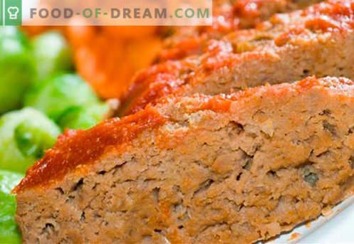 Souffle de carne - las mejores recetas. Cómo cocinar rápida y sabrosamente el soufflé de ternera.