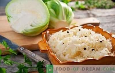Брзи рецепти: готвење зелка и друг зеленчук во провансалски стил. Инстант провансалски зелка рецепти - Исклучителна и корисна