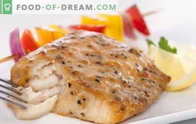 Filet z mintaja w piekarniku: tani i smaczny! Przepisy na soczysty filet z mintaja w piekarniku szybko: z warzywami, serem, śmietaną, jajecznicą
