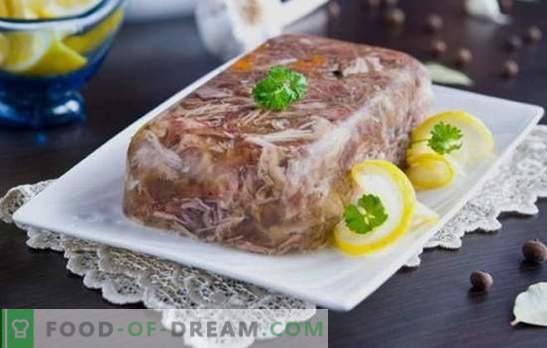 Las mejores y probadas recetas de cerdo y ternera a la brasa. Secretos de cocinar delicioso cerdo estofado con carne de res