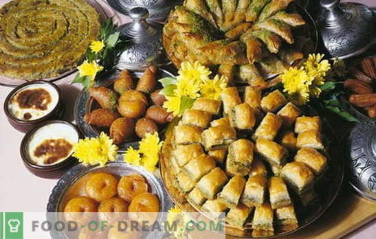 Recetas turcas: deliciosos platos elaborados con ingredientes simples. Una selección de recetas turcas populares que vale la pena probar