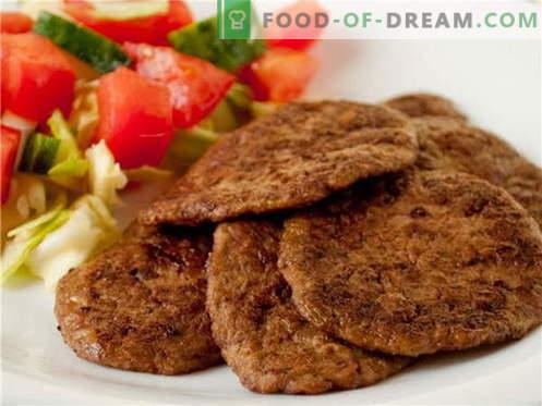 Las empanadas de hígado son las mejores recetas. Cómo cocinar y adecuadamente las empanadas de hígado.