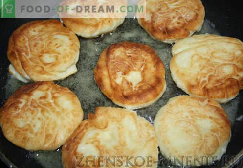 Tarta de queso - receta con fotos y descripción paso a paso