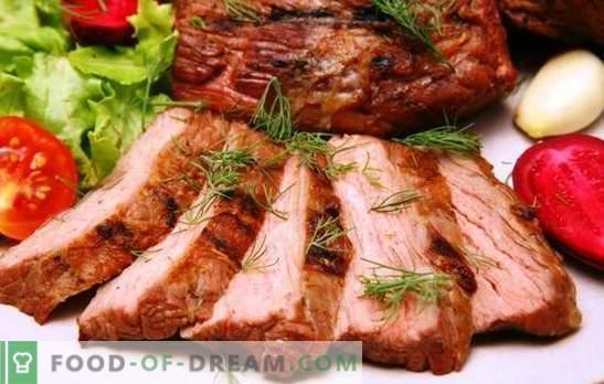 ¡La carne al horno en una olla de cocción lenta es jugosa! Cómo hornear carne en una olla de cocción lenta: cerdo, ternera, cordero, pollo