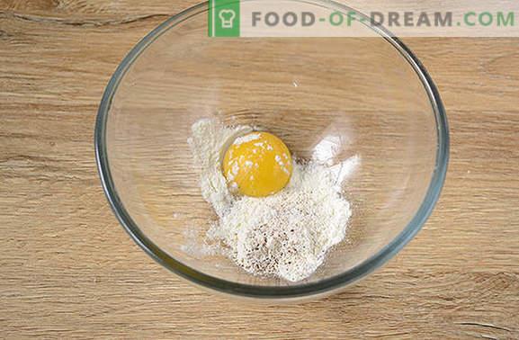 Hígado de pollo en masa: una receta nueva e inusual de autor. Cómo cocinar un delicioso hígado de pollo en masa: una receta fotográfica paso a paso