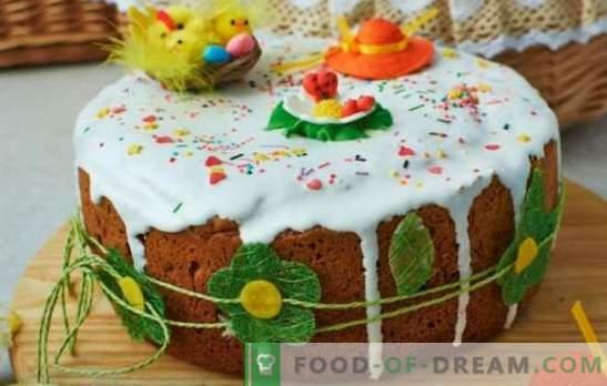 Pastel de Pascua en una olla de cocción lenta: un mínimo de esfuerzo, un máximo de sabor. Las mejores recetas para pastel de Pascua en un multicooker