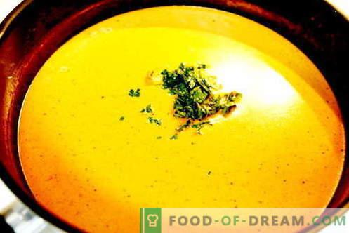 Salsa de crema agria - las mejores recetas. Cómo hacer correctamente y sabroso hacer salsa de crema agria.