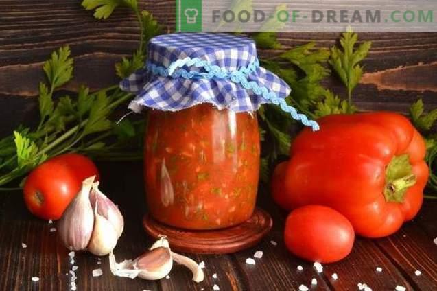 Lyutenitsa - Salsa de tomate y pimiento búlgaro