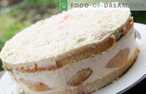 Pastel de Praga - las mejores recetas. Cómo cocinar correctamente y sabroso pastel de Praga.