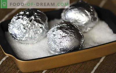 Rüben im Ofen in Folie - backen! Rezepte für das Kochen von Rüben im Ofen in Folie, verschiedene Backarten und Gerichte damit: lecker!