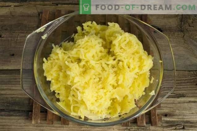 Pastel Inglés Con Patatas Y Carne