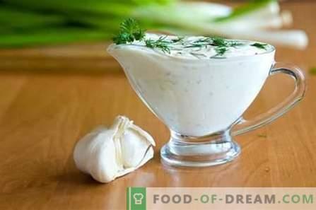 Salsa blanca - las mejores recetas. Cómo preparar de forma adecuada y deliciosa una salsa blanca.