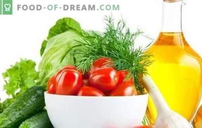 Salade de choux et de tomates pour l'hiver - un billet populaire! Huit recettes originales de salade de chou et tomates pour l'hiver