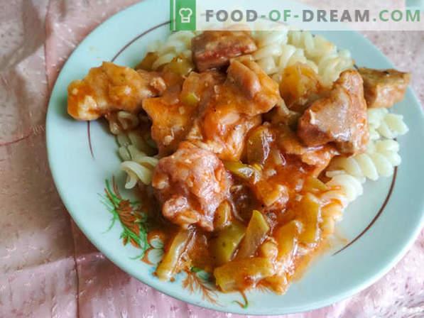 Goulash es una sopa: dos recetas correctas de goulash y la historia del plato