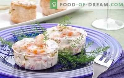 Camarones en salsa cremosa: ¡el complemento perfecto para el arroz y la pasta! Recetas de camarones en salsa cremosa con ajo, cebolla, limón, vino