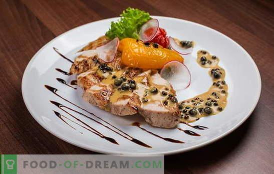 Filete de pavo jugoso y tierno en una olla de cocción lenta. Las mejores recetas de filete de pavo en una olla de cocción lenta: cocidas, cocidas, cocidas al vapor
