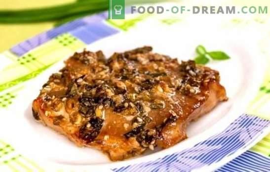 Cerdo en salsa de soja en el horno: un plato fragante sin mucho esfuerzo. Recetas de delicioso cerdo en salsa de soja al horno
