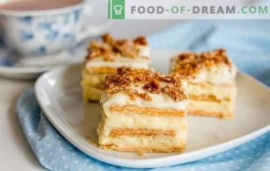 Cómo hacer un pastel original a partir de galletas sin hornear. Deliciosos pasteles de galleta sin hornear: recetas rápidas y fáciles