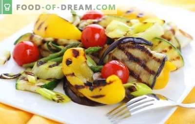 Marinada pentru legume - dai un nou gust! Rețete de marinate diferite pentru legume pe grătar, grătar și în cuptor