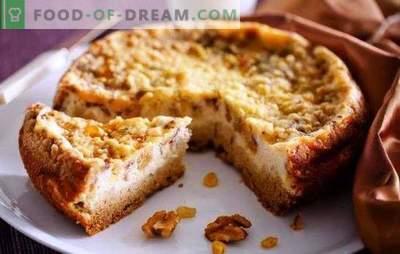 Tarta de queso en una olla de cocción lenta, ¡y esto es posible! Recetas de queso con queso cottage en una olla de cocción lenta: real, chocolate, clásico