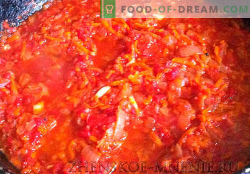 Solyanka soup team: una receta con fotos y descripción paso a paso