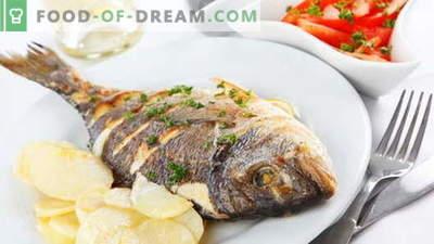Pescado frito - las mejores recetas. Cómo cocinar correctamente y sabroso pescado frito.
