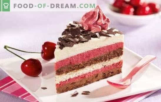 Las cremas más deliciosas para pasteles, ¡una selección elegante! Recetas para deliciosas cremas de galletas y otros pasteles caseros