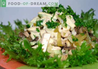 Pollo con apio - las mejores recetas. Cómo cocinar correctamente y sabroso pollo con apio.