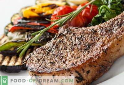 Guarniciones para carnes - las mejores recetas. Cómo cocinar correctamente y sabroso cocinar un plato de acompañamiento.