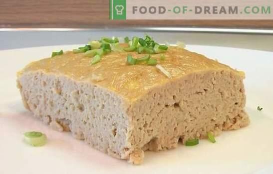Souffle de carne para un niño como en el jardín de infantes: ¡recuerda tu infancia! Recetas de soufflé de carne para un niño en pollo de kindergarten
